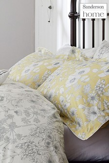 Sanderson Home Maelee Sunshine Pillowcase
