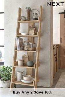 Bronx Ladder Shelves