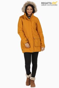 Regatta Gold Cumin Schima II Waterproof Insulated Jacket