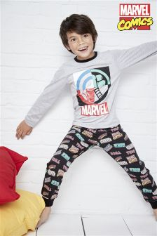 Marvel Snuggle Fit Pyjamas (3-12yrs)