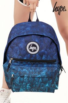 Hype Blue Woods Backpack