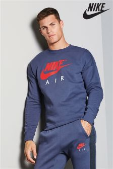 Nike Air Thunder Blue Crew