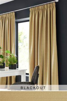 Multi Header Blackout Curtains