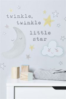 Set Of 20 Twinkle Twinkle Stickers