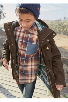 Heritage Jacket (3mths-16yrs)
