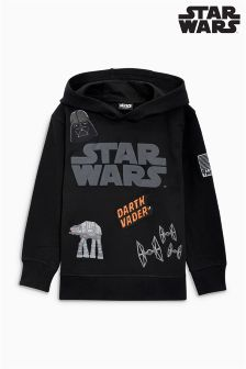 Star Wars™ Badge Hoody (3-14yrs)