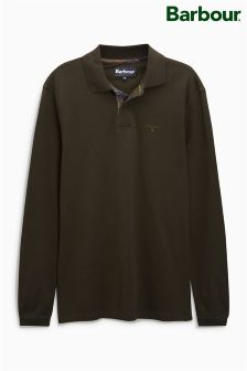Barbour® Long Sleeve Sports Polo