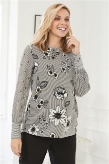 Maternity Long Sleeve Top