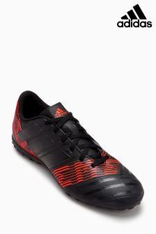 adidas Black Nemeziz Turf