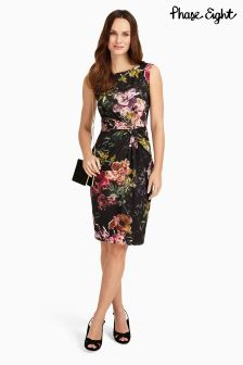 Phase Eight Multi Burano Print Dress