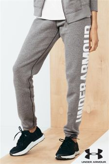 Under Armour Grey Favourite Fleece Pant