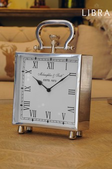 Libra Ambassador Mantle Clock