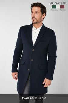 Signature Epsom Coat