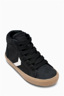 Leather High Tops (Older Boys)