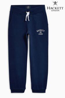 Hackett Navy H Crest Track Pant
