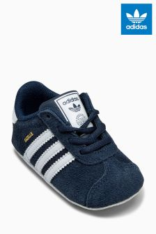 adidas Originals Navy Gazelle Crib