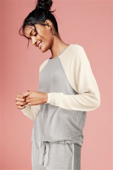 Supersoft Raglan Top