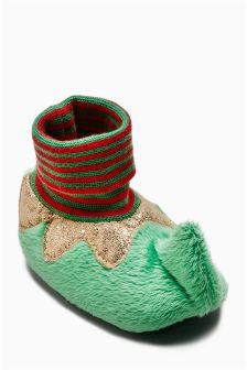 Pram Elf Boots (Younger Boys)