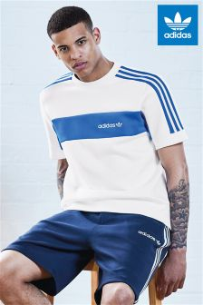 adidas Originals White Minoh Crew T-Shirt