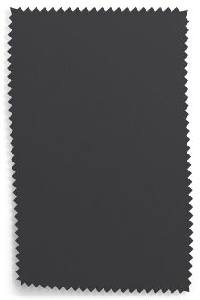 Matt Velvet Charcoal Fabric Roll