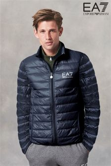 Emporio Armani EA7 ID Down Light Jacket