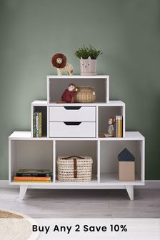 Compton Tiered Shelves