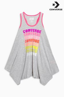 Converse Grey Trapeze Dress