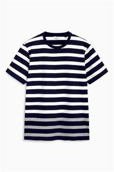 Dip Stripe T-Shirt