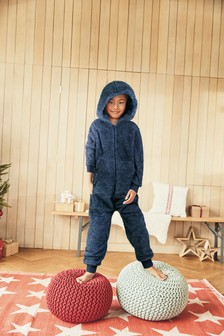 Fleece All-In-One (3-16yrs)