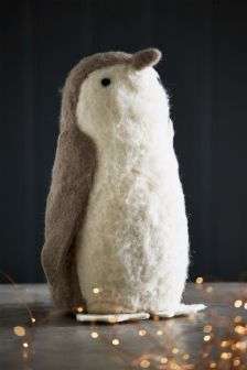 Woolly The Penguin Room Decoration