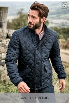 Mens Quilted Jackets | Padded Jackets | Next Official Site : quilted jacket for mens - Adamdwight.com