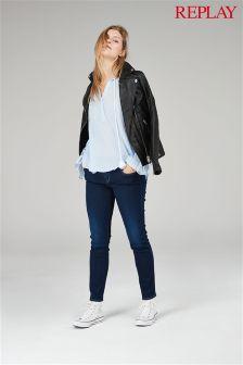 Replay® Dark Wash Slim Jean