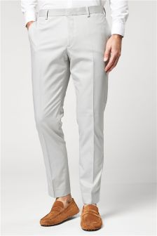 Tapered Suit: Trousers