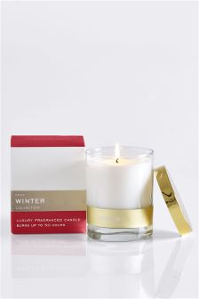 Winter Collection Luxe Candle