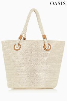 Oasis Gold Summer Shopper