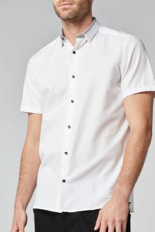 Short Sleeve Smart Shirt