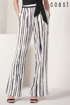 Coast Clara Stripe Trouser