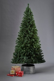 Slim Pre Lit Christmas Trees Uk