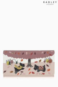 Radley Pale Pink Autumn Days Matinee Purse