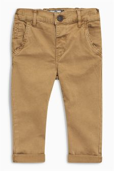 Casual Stretch Chinos (3mths-6yrs)