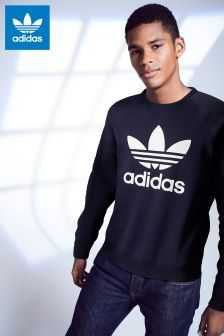 adidas Originals Legend Ink Trefoil Crew