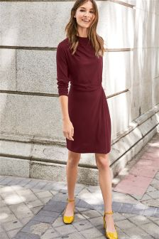 Knot Detail Dress