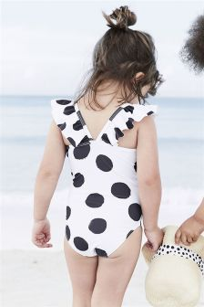 Frill Swimsuit (3mths-16yrs)