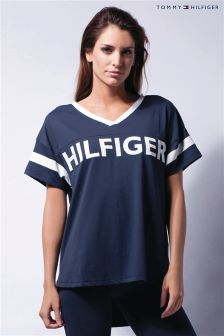 Tommy Hilfiger Navy Lounge T-Shirt