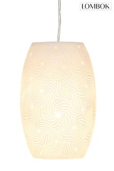 Lombok Vong White Ceiling Lamp