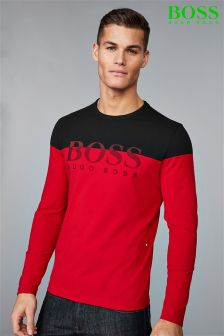 Boss Athleisure Togn Long Sleeve Top