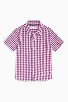 Gingham Shirt (3mths-6yrs)