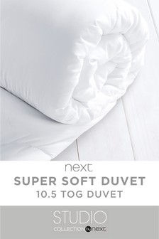 Essentials 10.5 Tog Duvets Studio Collection by Next