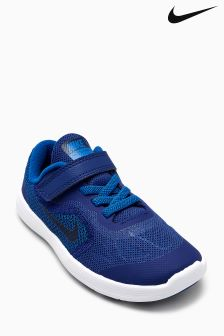 Nike Blue Revolution Velcro