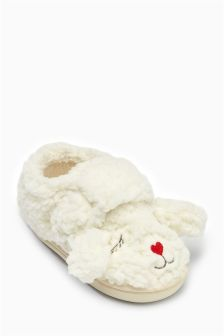 Lamb Slippers (Younger)